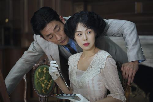 資料圖片:電影《小姐》劇照(韓聯社)