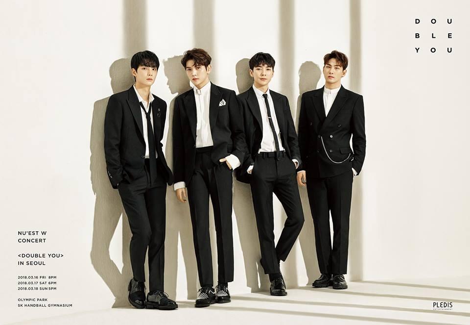男團NU'EST W將攜新輯回歸