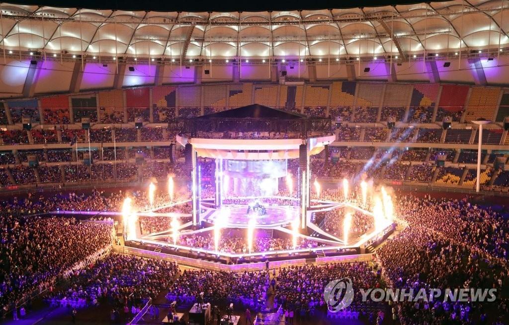 釜山同一個亞洲文化節第二批演出陣容出爐