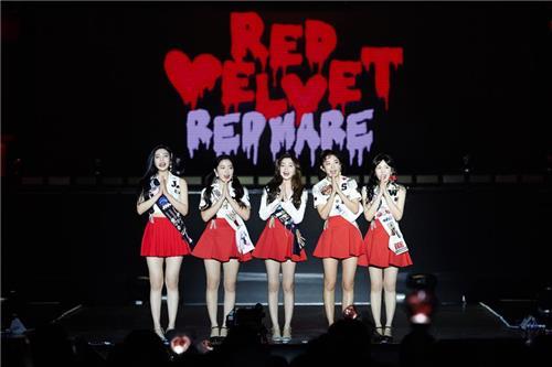 Red Velvet巡演泰國站(官方臉譜)
