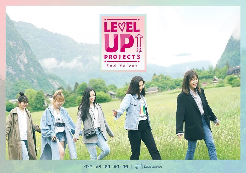 《LEVEL UP PROJECT3》預告照(官方臉譜)