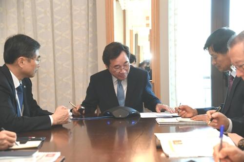 韓總理呼籲利比亞積極營救被綁架南韓公民