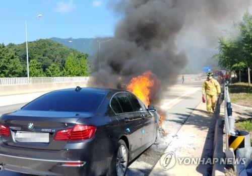 韓民官聯合調查組:寶馬隱瞞車輛缺陷並推遲召回