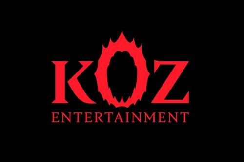 資料圖片:KOZ娛樂標誌(KOZ娛樂供圖)