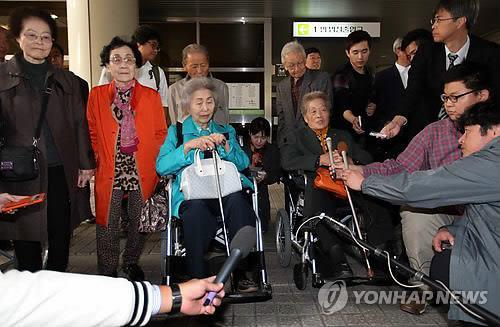 韓法院再判日本軍企強徵女工索賠案原告勝訴