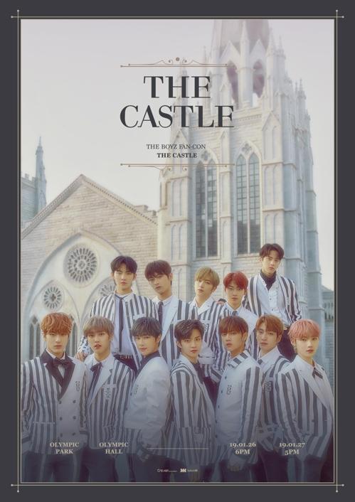 韓團THE BOYZ將啟動首場亞洲巡演