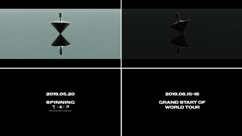 GOT7回歸預告(JYP娛樂供圖)
