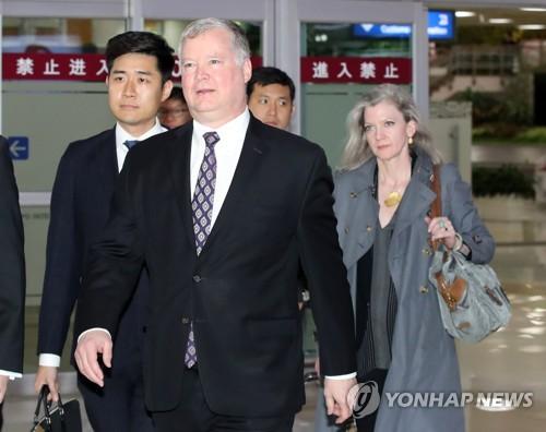 韓美對朝代表共進早餐討論半島局勢