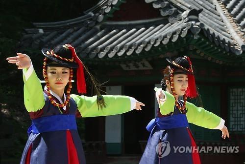 昌德宮將辦演出宣傳南韓文化