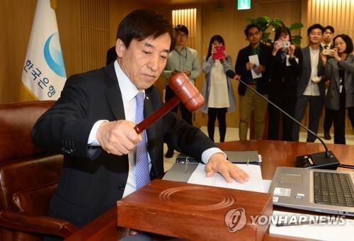 詳訊:南韓央行將基準利率下調至1.5%