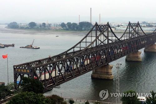 報告:今年上半年朝中貿易額同比增15%