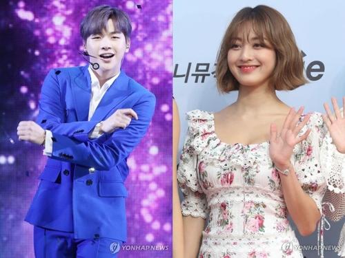 一週韓娛:姜丹尼爾志效戀情公開 SM推超級男團