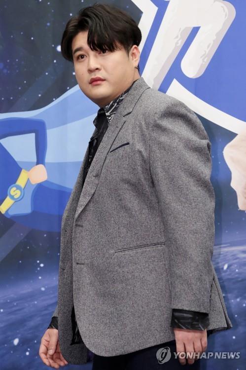 資料圖片:Super Junior神童 韓聯社