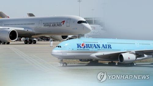 大韓和韓亞航空將叫停3條國內貨運航線