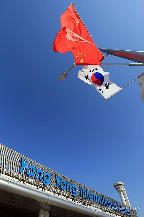 南韓襄陽飛滬杭甬鎬定期航線10月開通