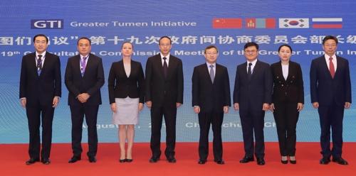 韓在大圖們倡議部級會上吁日撤銷限貿