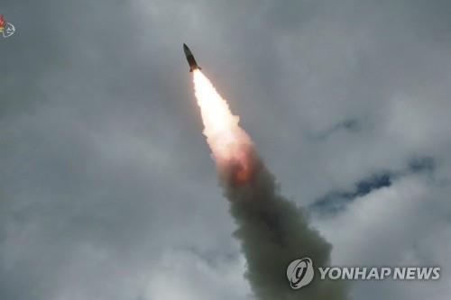 詳訊:朝鮮向東部海域發射不明飛行器