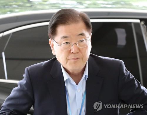 詳訊:韓青瓦臺對朝鮮發射飛行器深表憂慮