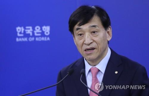 韓央行行長:降息仍有餘地 不擔心通縮問題