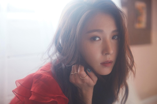 歌手寶兒10月在韓開唱