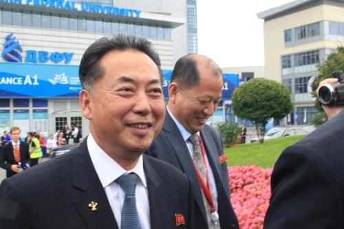 朝鮮副總理呼籲韓方落實文金會宣言