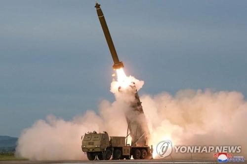 詳訊:韓軍研判朝鮮今晨發射2枚近程飛行器