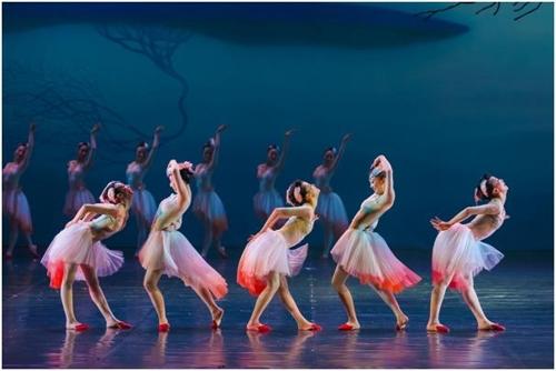 中國舞劇《朱鹮》將在南韓巡演
