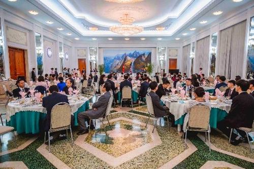 朝鮮舉行新中國成立70週年慶祝活動