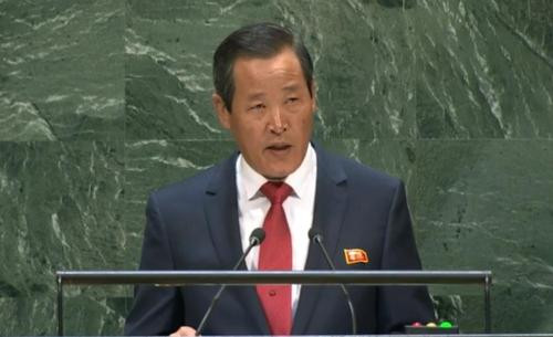 朝鮮常駐聯合國代表:朝美談判成敗取決於美國