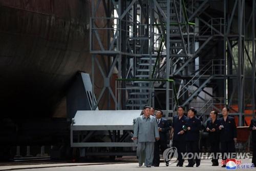 簡訊:韓聯參研判朝鮮似試射潛射彈道導彈