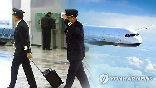 近5年460名南韓飛行員跳槽 八成就職中國