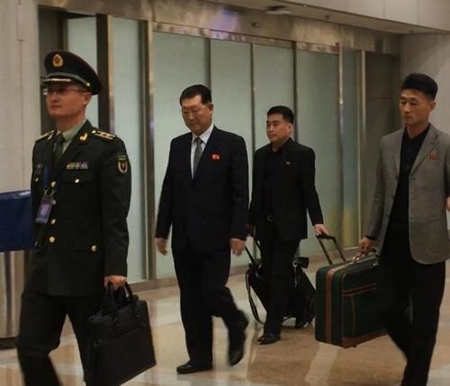 詳訊:朝鮮軍部高層訪京參加香山論壇
