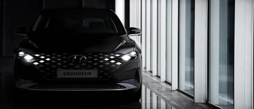 現代汽車發佈第六代雅尊升級版官圖