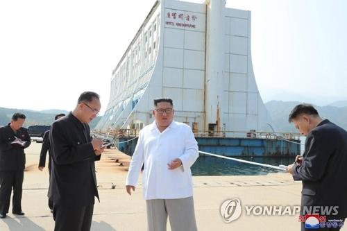 詳訊:朝鮮向韓提議討論拆除金剛山韓方設施