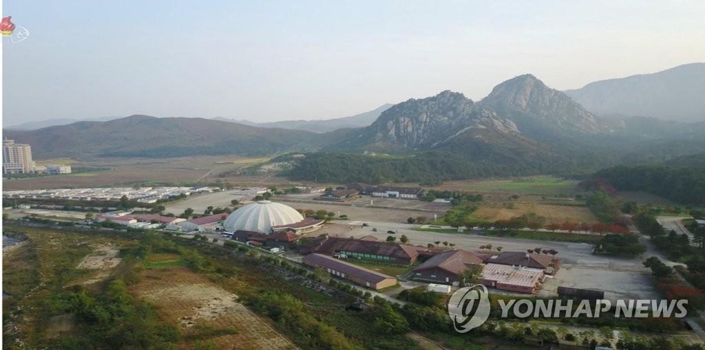 朝鮮亦向金剛山旅遊韓方運營商提議討論拆除設施