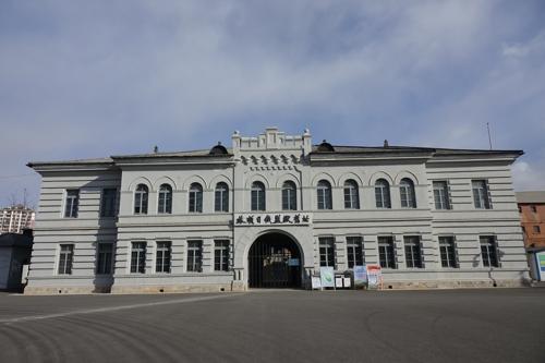 旅順日俄監獄舊址博物館下周起暫停開放