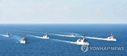 韓澳海軍將在韓東部海域舉行聯合演習
