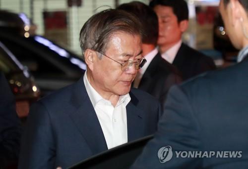 詳訊:南韓總統文在寅母親逝世 享年92歲