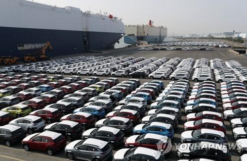 南韓進口車均價比本土車出口價高一倍多