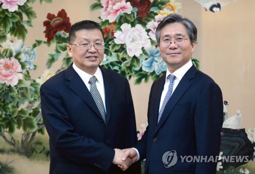 韓中能源部門共商應對氣候變化