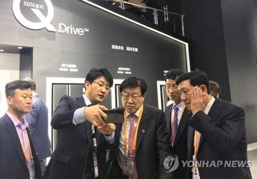 韓貿協攜手200家中小企業參加中國進博會