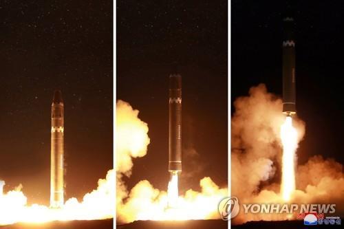 韓情報高官改口稱朝鮮尚無洲際導彈機動發射能力