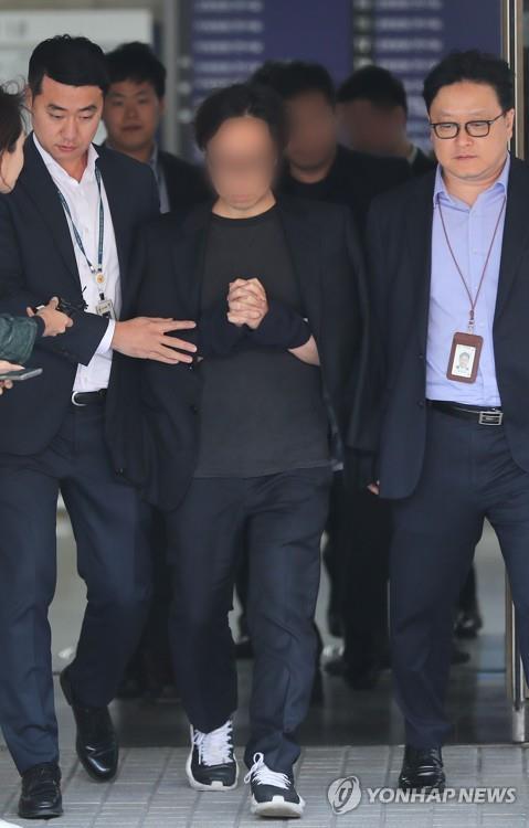 製作人安某被批捕。 韓聯社