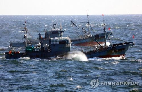 韓中漁業談判達成協定 明年捕撈配額縮水