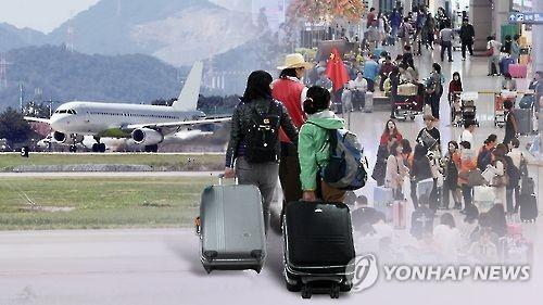 統計:近三年訪韓中國人減四成相互投資增四成