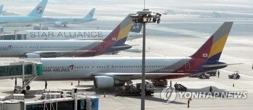 韓亞航空首選競購方花落現代產業聯合體