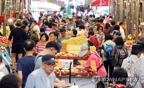 南韓人消費生活調查:食住金融最受重視
