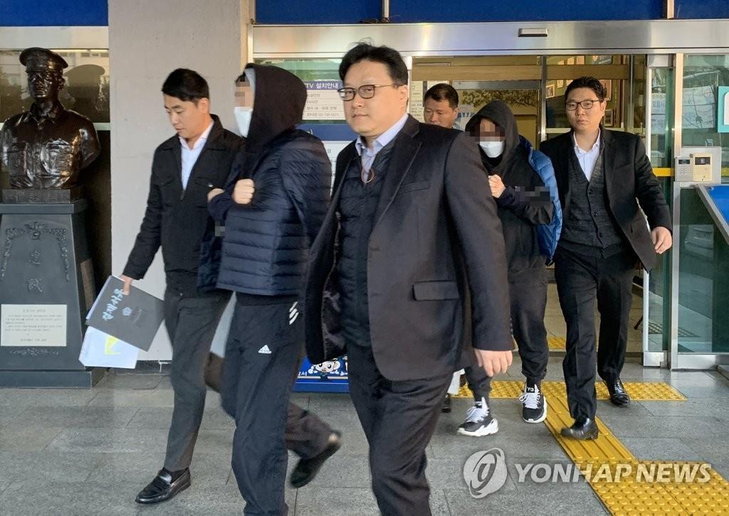 韓選秀造假案涉案製作人被送檢