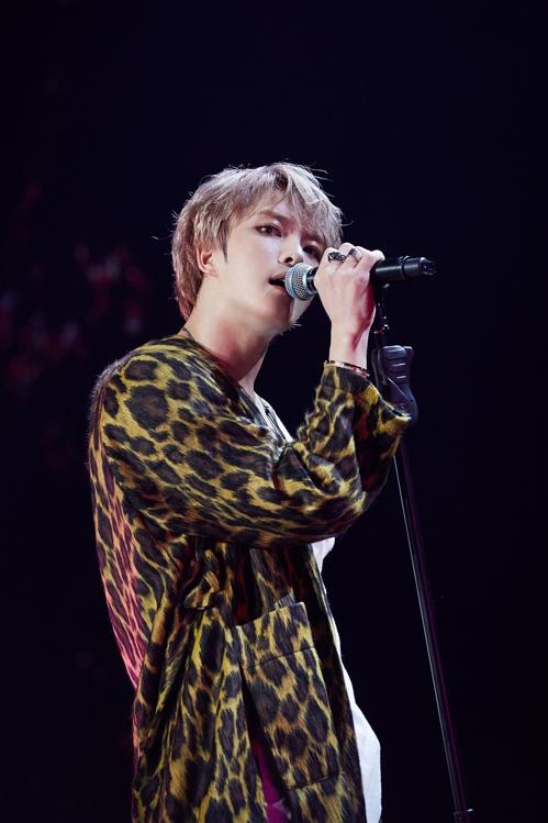 JYJ金在中明年推新專輯啟動亞洲巡演