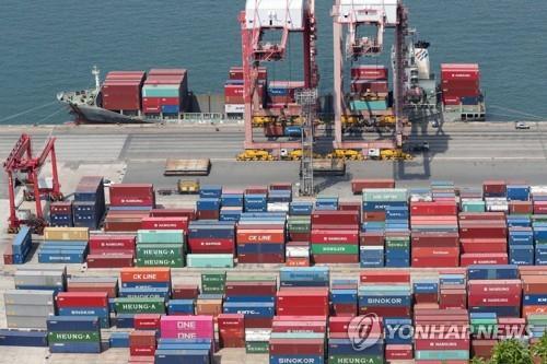 韓11月出口同比減少14.3%